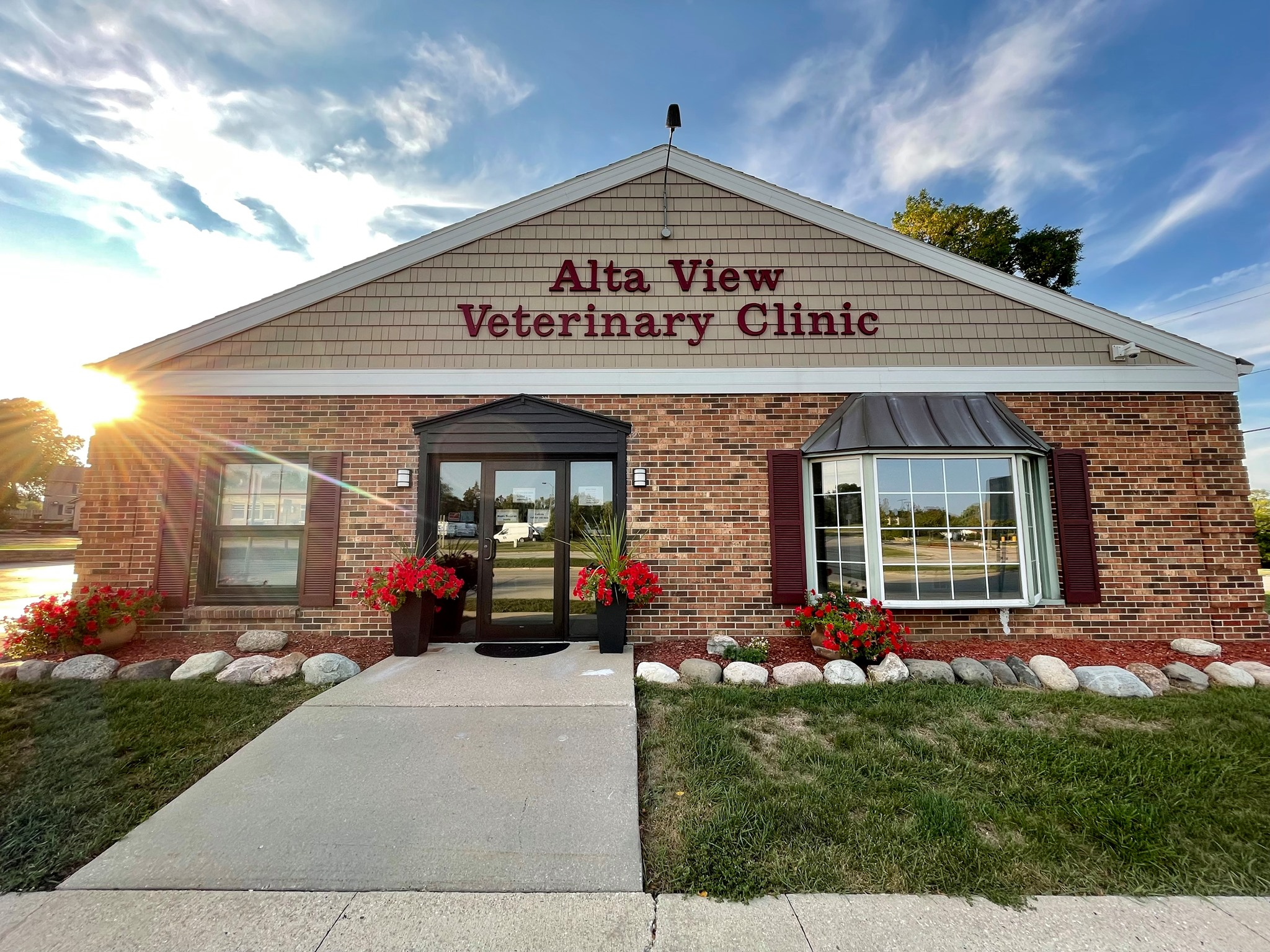 about our veterinary practice  Greenfield, WI